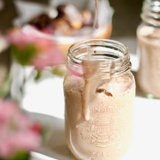 Superfoods Kefir Maca Smoothie