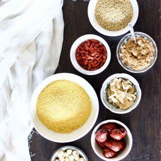 Millet Porridge: A Chinese Postpartum & Digestive Healer