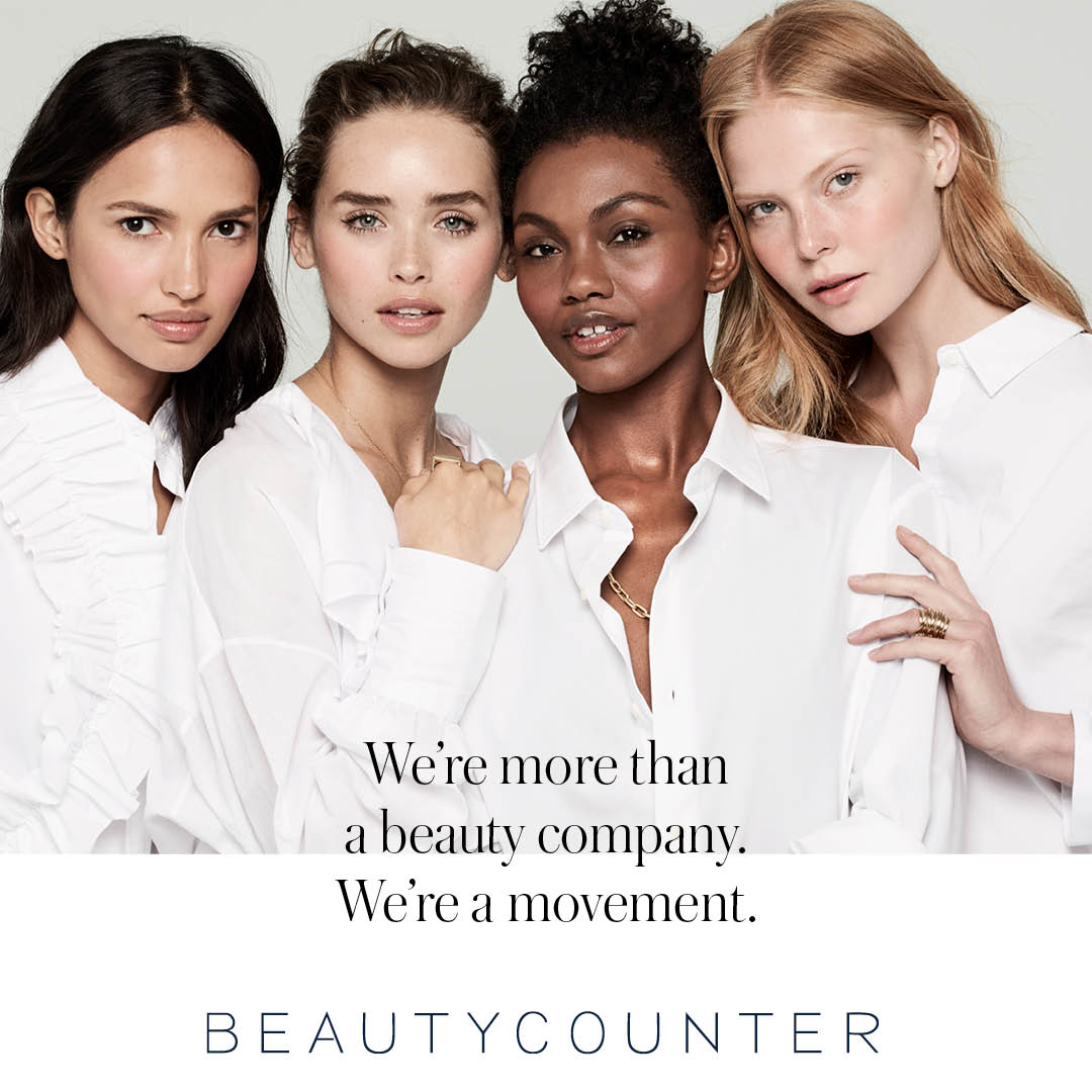 We are more than a beauty company. We're a movement.
