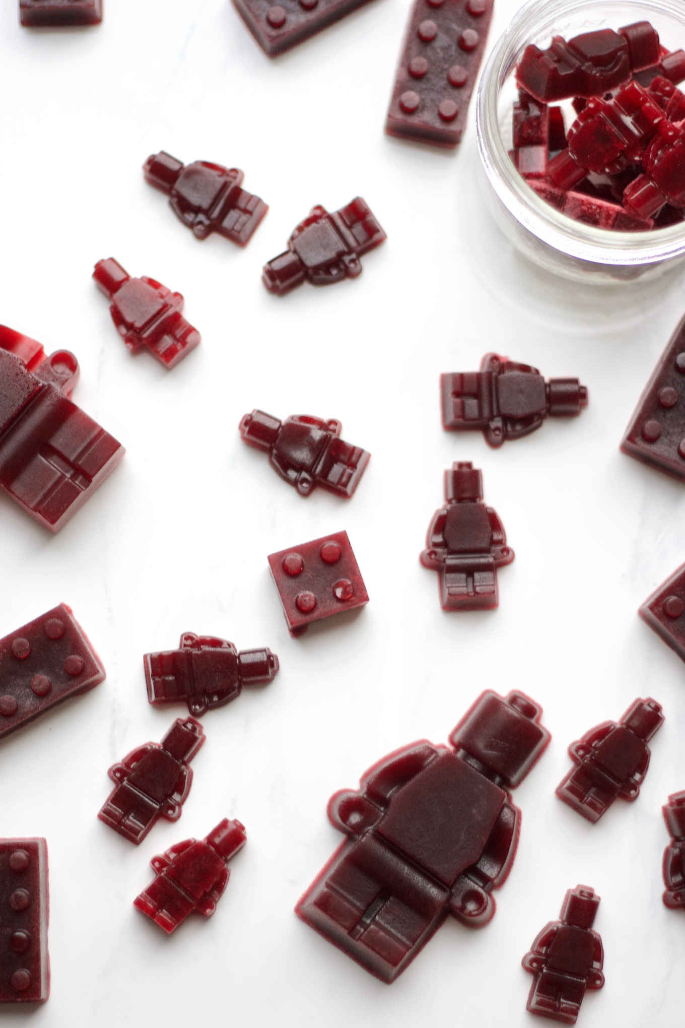 Healthy Gummy Lego Candy (Paleo, Whole30) | Yang's ...