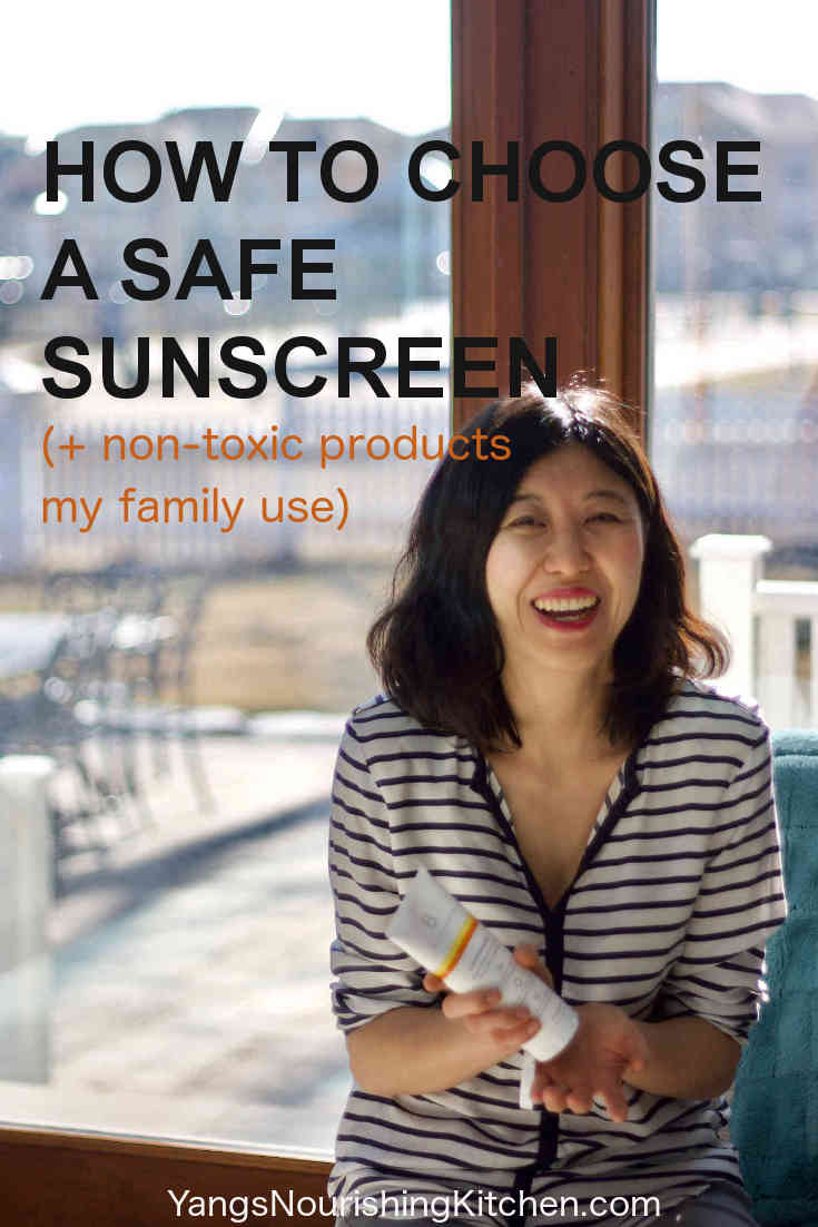 How to Choose a Safe Sunscreen: SPF, Sun Filters, Nano Particles, Blue Light and Propellant Chemicals (+ My Review of the Beautycounter Sunscreens)