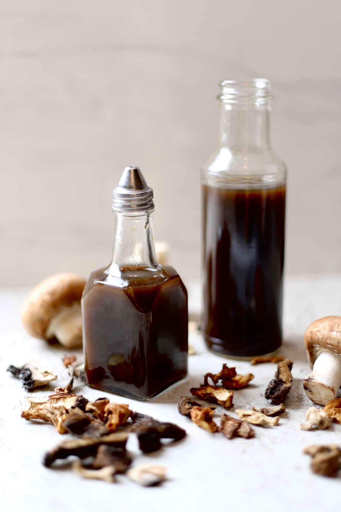 bottled mushroom ketchup
