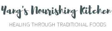 Yang's Nourishing Kitchen logo